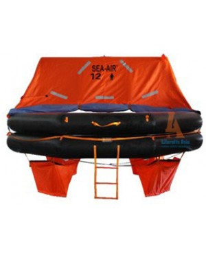 THROW OVER BOARD LIFERAFT ATOB 6, 8, 10, 12, 15, 16, 20, 25, 30, 35 PERSON